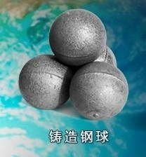 alloy casting steel ball for ball mill