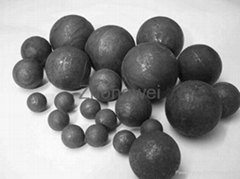 forged grinding ball with durable