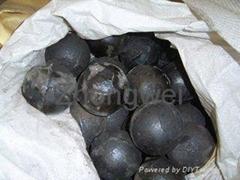 alloyed mill casting iron ball