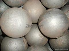 cast grinding ball,casting iron ball