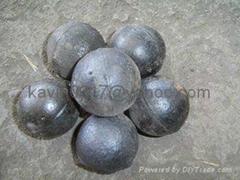 casting milll steel ball,alloy cast grinding ball