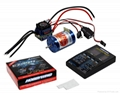 EZRUN 5.5T 6000kv RC Motor 60A ESC RC car brushless motor