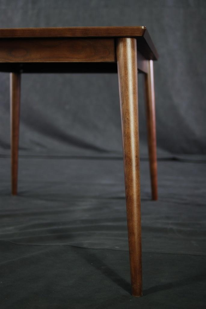 Walnut Solid Wood Dining Table 4