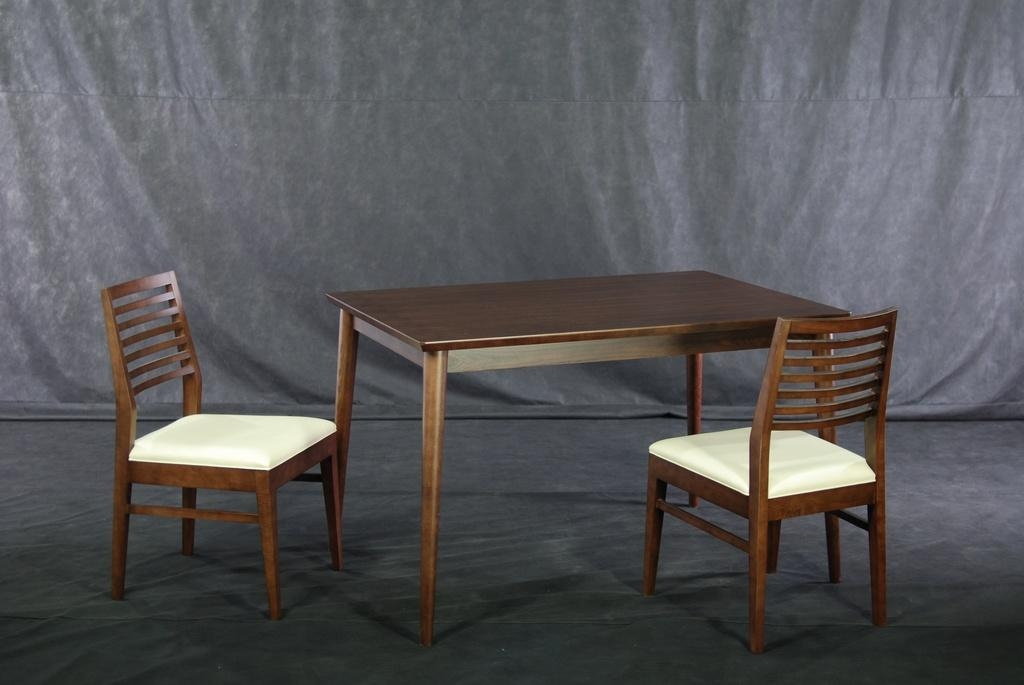 Walnut Solid Wood Dining Table 5