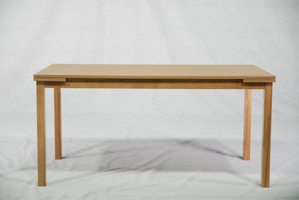 實木拉合伸縮餐台餐桌 1