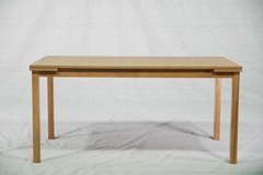 ASH Solid Wood Expanded Dining Table