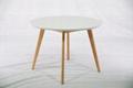 櫸木 圓形餐台餐桌 實木傢具