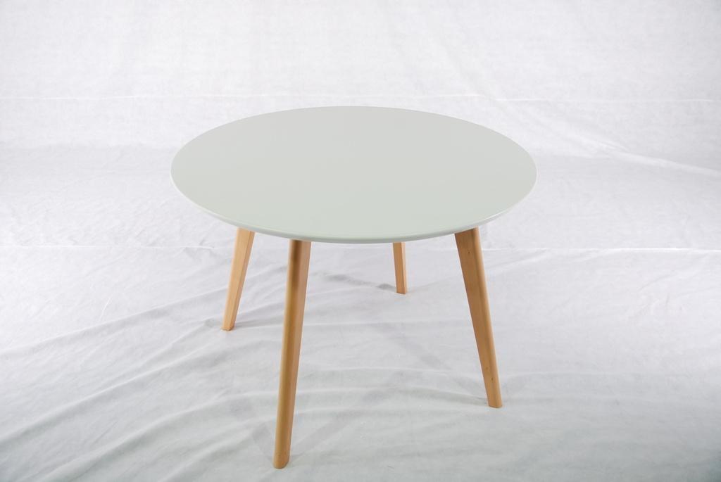 櫸木 圓形餐台餐桌 實木傢具 3