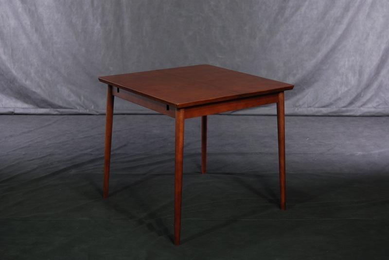 实木拉合伸缩餐台餐桌 1