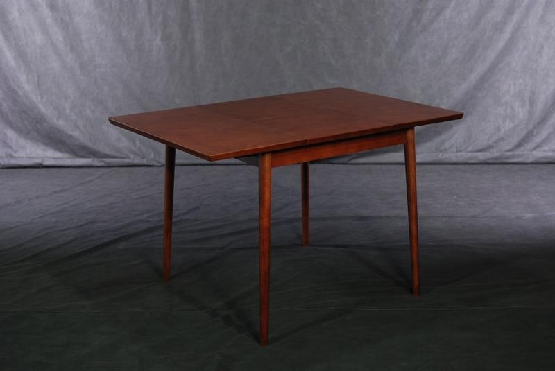 Beech Solid Wood Expanded Dining Table 3