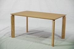 水曲柳 實木餐台餐桌 實木傢具