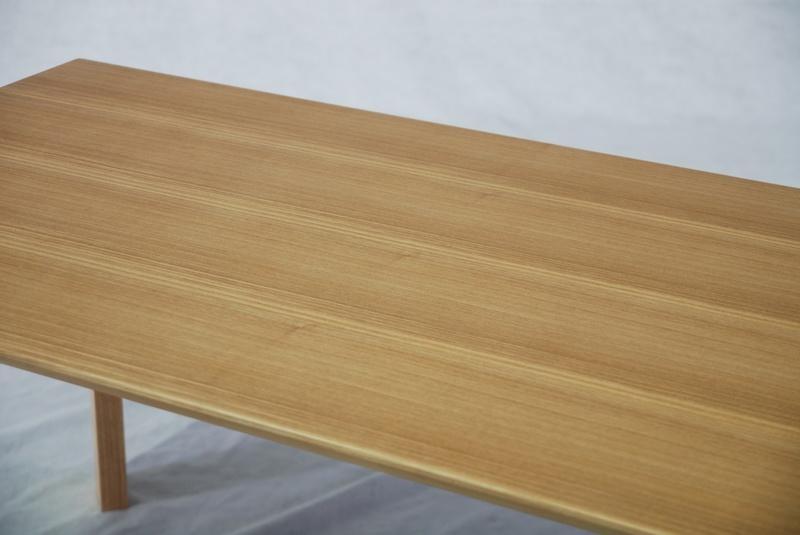 水曲柳 實木餐台餐桌 實木傢具 2
