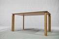水曲柳 實木餐台餐桌 實木傢具 3
