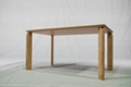ASH Solid Wood Dining Table 3