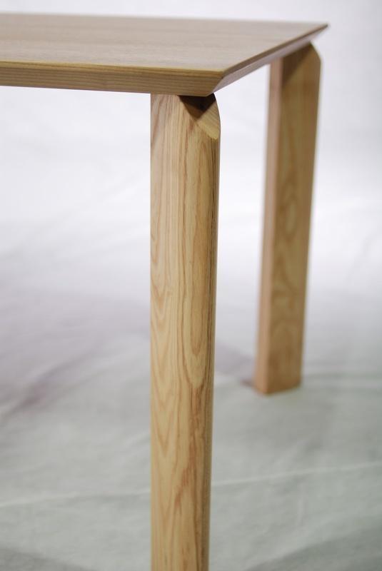 水曲柳 實木餐台餐桌 實木傢具 4