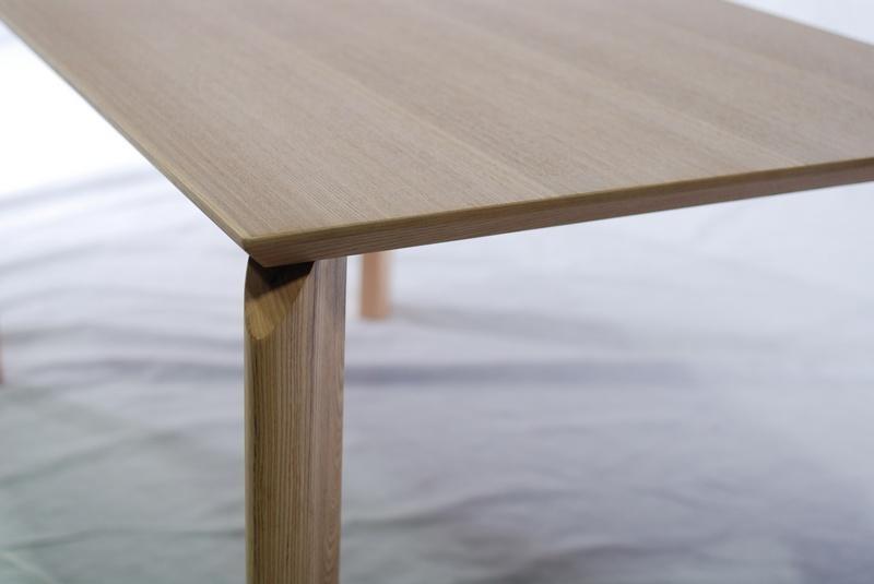 水曲柳 實木餐台餐桌 實木傢具 5