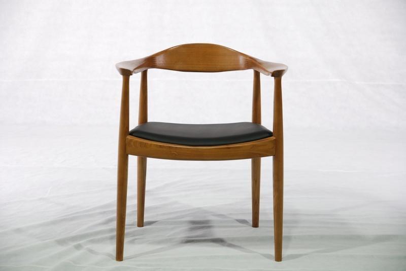 橡木 實木扶手椅 實木傢具 1