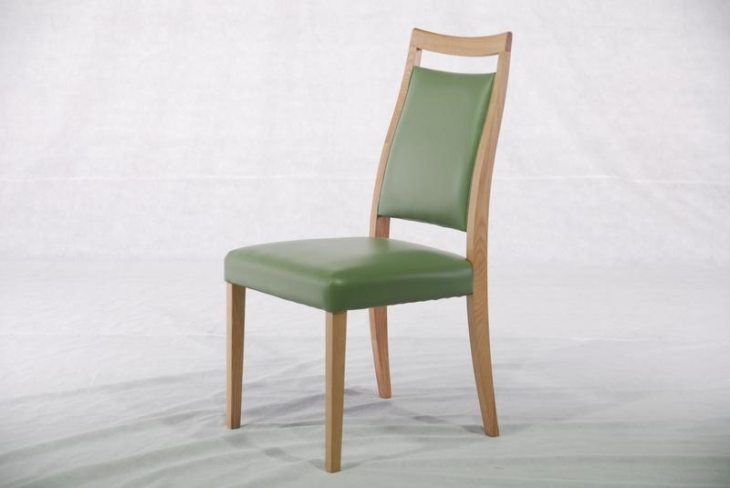 ASH Solid Wood Dining Chair 1