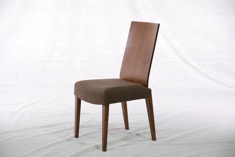胡桃木 实木布艺餐椅 实木家具 1