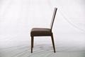 胡桃木 实木布艺餐椅 实木家具 2