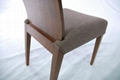 胡桃木 实木布艺餐椅 实木家具 4