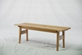 橡木 實木長椅 實木傢具 2
