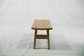 橡木 實木長椅 實木傢具 3