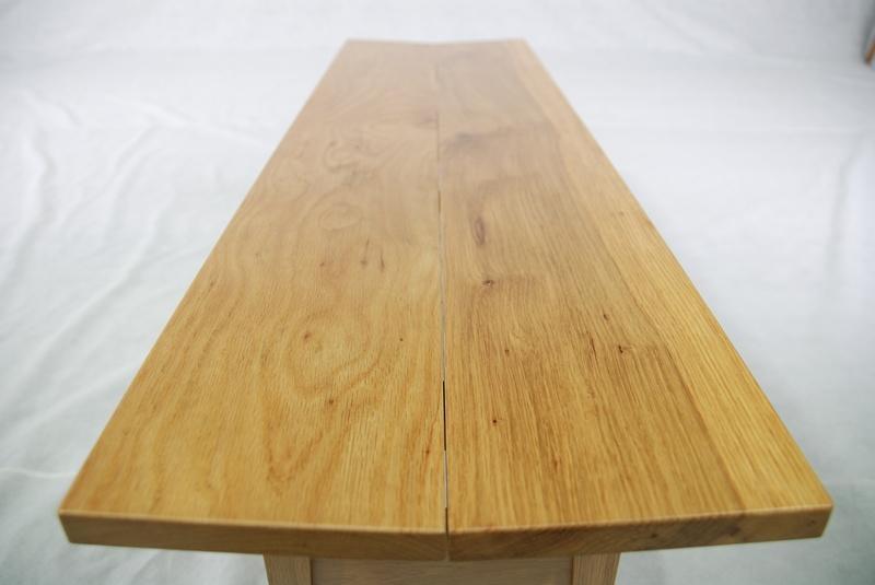 橡木 實木長椅 實木傢具 4