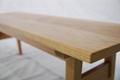 橡木 實木長椅 實木傢具 5