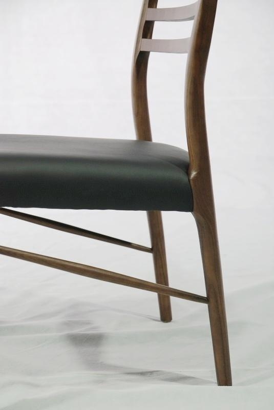 ASH Solid Wood Dining Chair 5