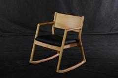 OAK Solid Wood Rocking Chair