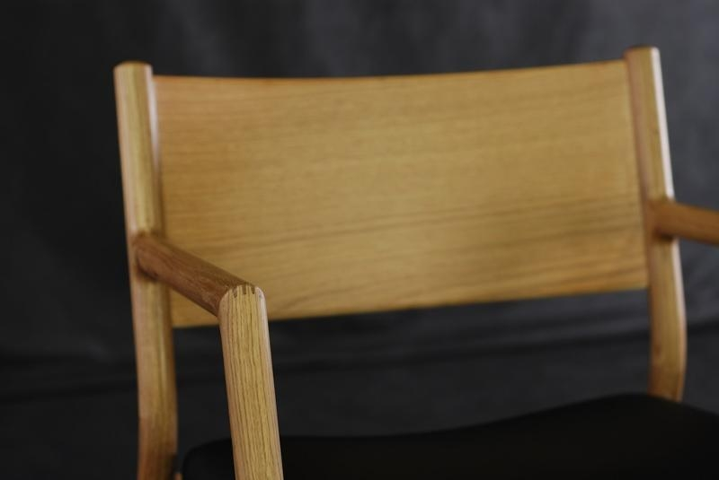 實木搖椅 3