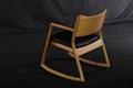 OAK Solid Wood Rocking Chair 5