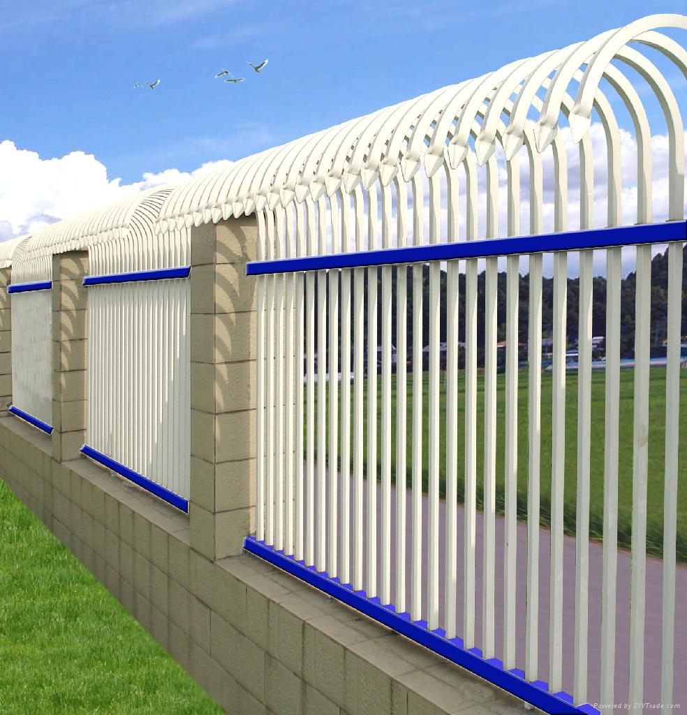 Aluminum fence a t xcel china manufacturer