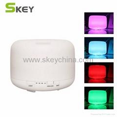 SKEY 500ML Aroma Atomizer Air Humidifier LED Changing Ultrasonic Purifier Diffus