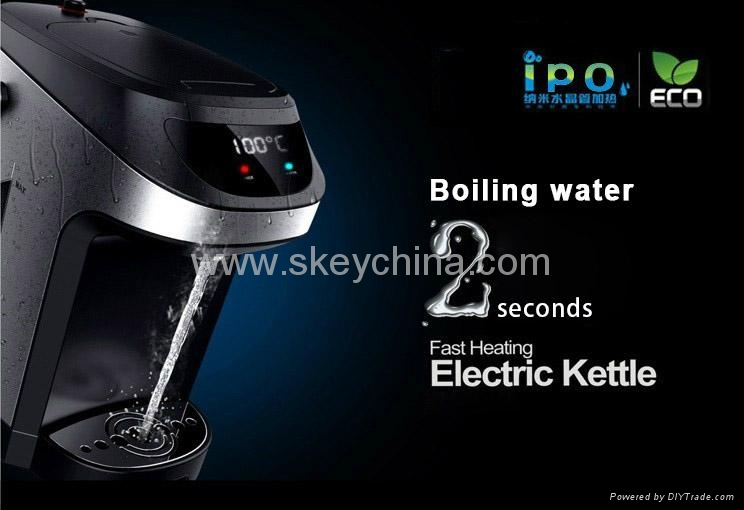 Instant Hot Water Makers : L kw electric instant heating hot water kettle