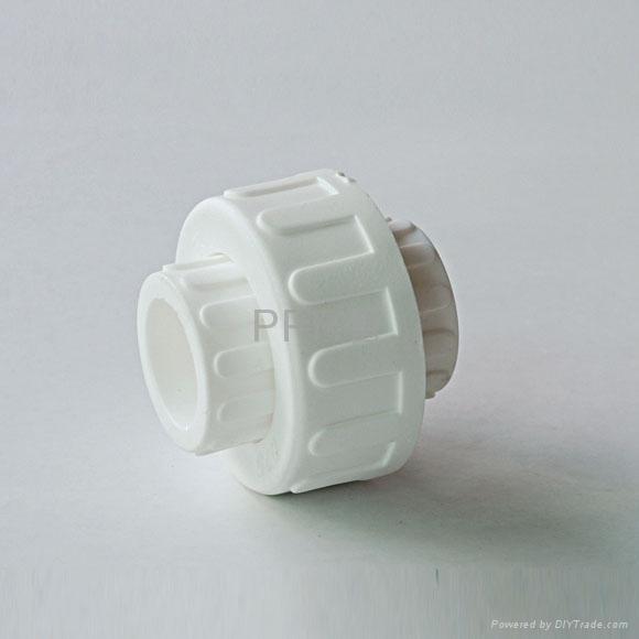 供應PPR管件-全塑活接 1