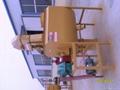 Greasy Cream Agitator    horizontal mixer 5