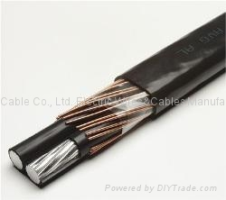 600V Al Service Entrance Cable - SER - Hesheng (China Manufacturer ...
