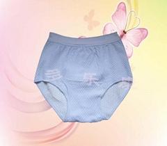 磁石棉涂点内裤