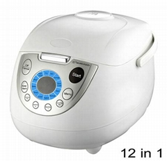 1.5L 12-in-1 rice cooker