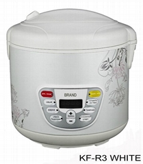 2.2L stainless steel rice cooker