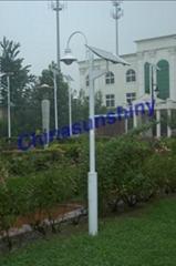 北京LED太陽能庭院燈