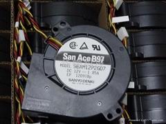 SANYO 9733 12V 1.85A 风扇