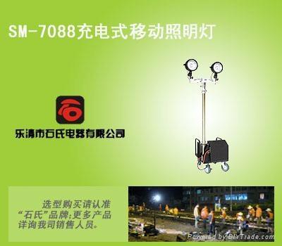 超亮度充电式应急照明灯 1