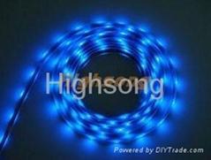 廠家直銷LED燈帶藍光