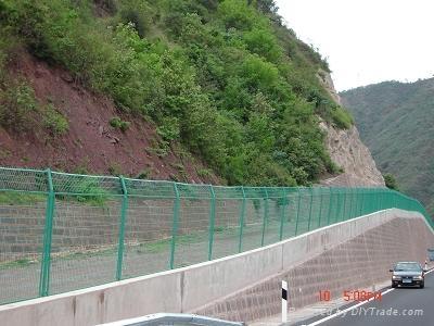 供應邊坡防護安全網 3