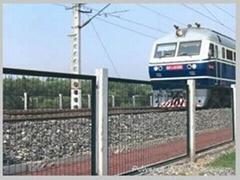 供應鐵路護欄網