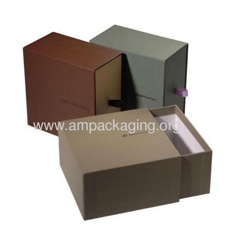 Slipcase Box Louis Vuitton China Manufacturer Paper