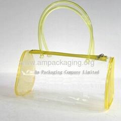 handle pvc bag